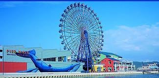 福岡のデートスポット マリノアシティ福岡
