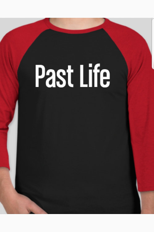 Past Life Baseball long Sleeve