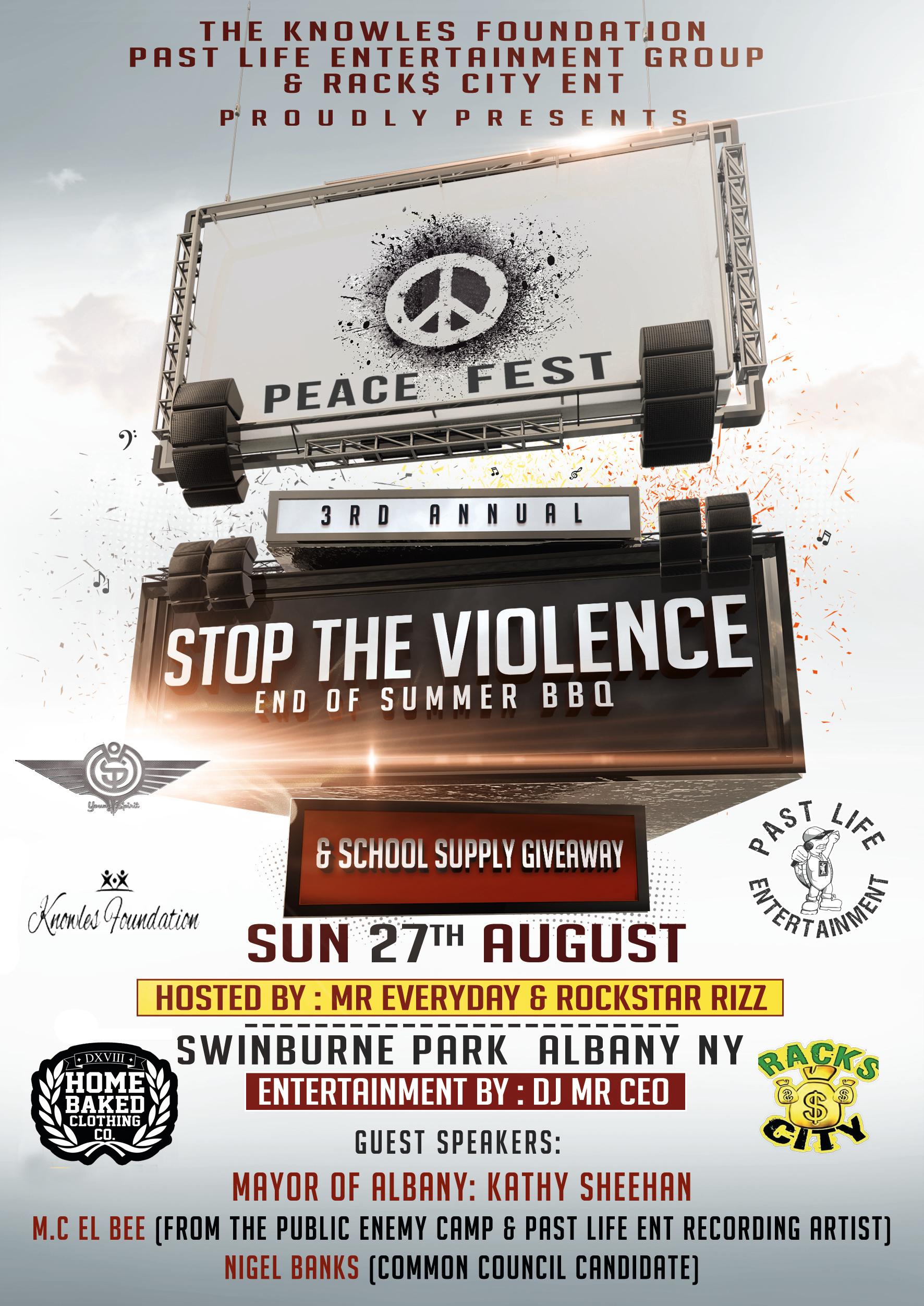 Peace Fest 2017