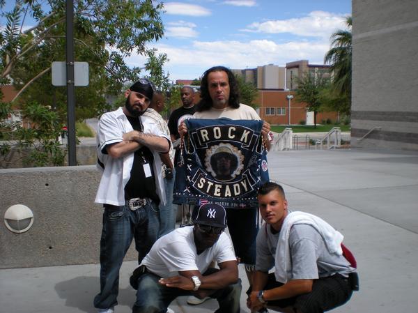 @UNLV Rap conference