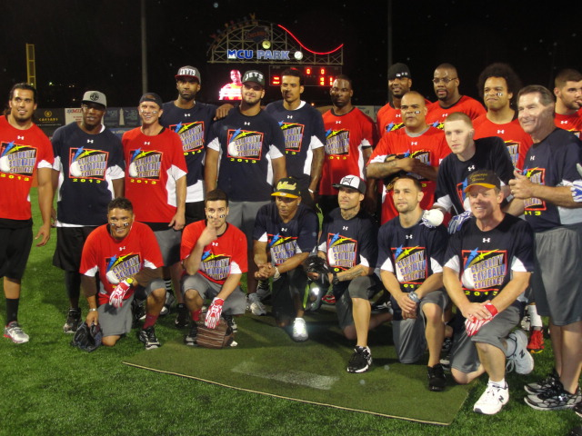 Nelly Celebrity SoftBall Fundraiser