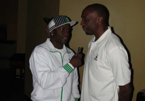 Mr. Every Day & Jason Terry