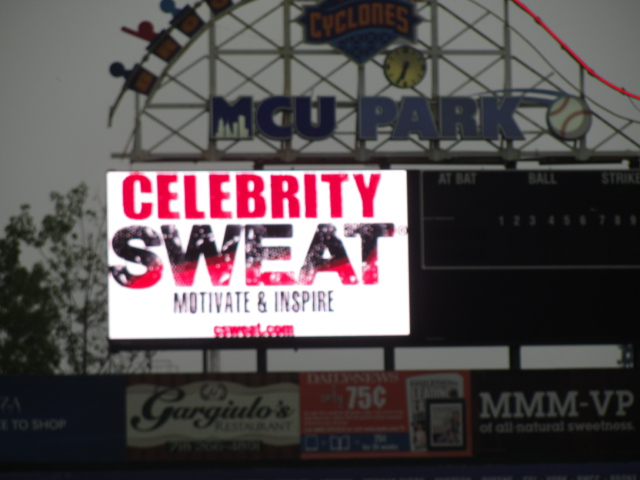 Nelly's Celebrity SoftBall Game