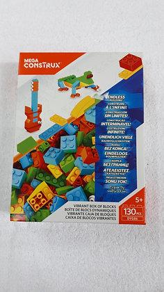 MEGA CONSTRUX 130 PCS