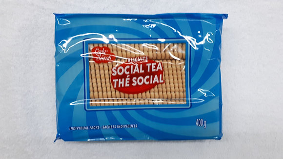 BISCUITS SOCIAL THE LADY S