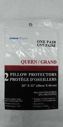 PROTEGE OREILLER PQT2 QUEEN