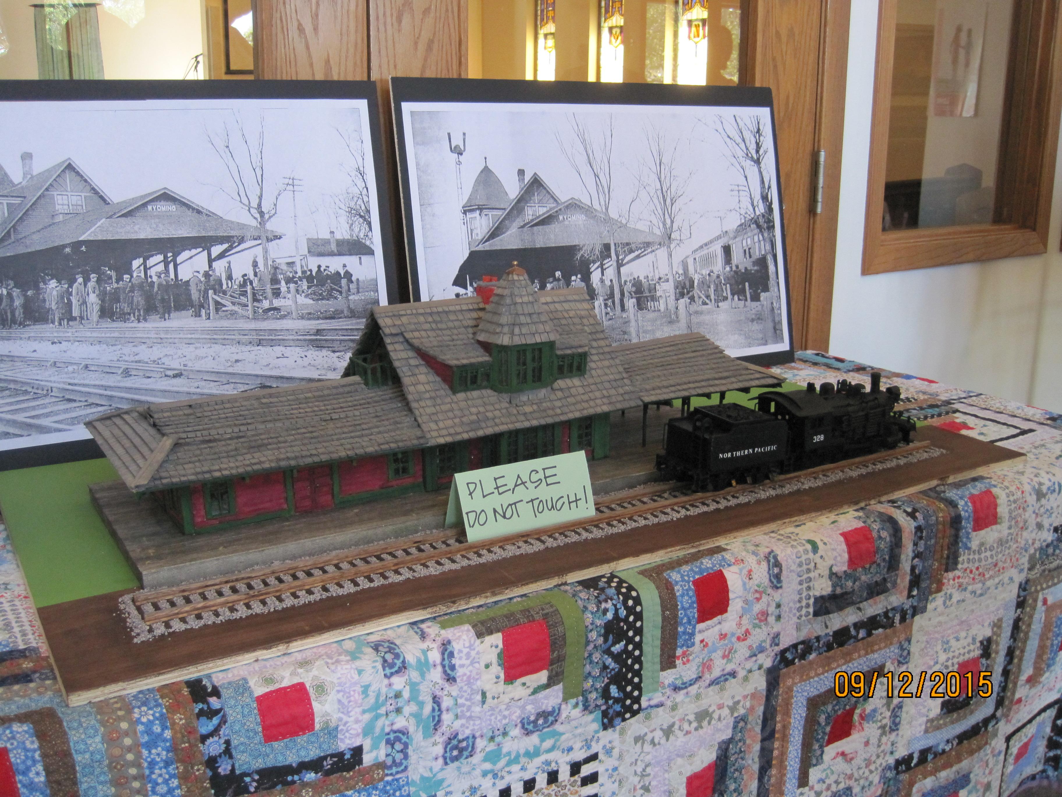 Wyoming Depot Model