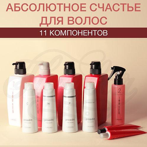 Программа «Абсолютное счастье для волос»
