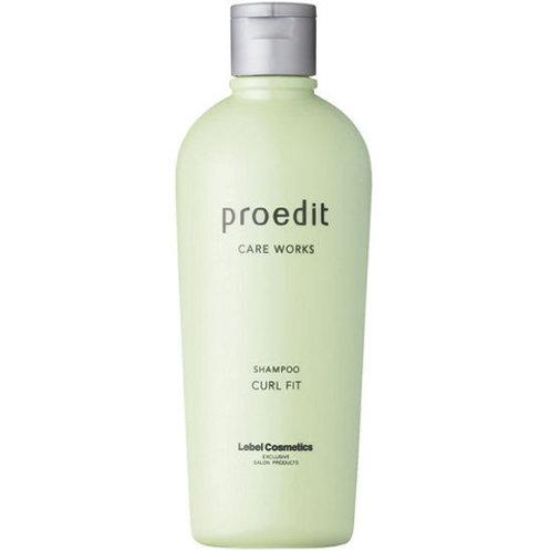 Lebel Proedit Curl Fit Shampoo - Шампунь для вьющихся волос