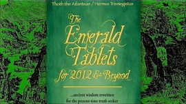 The Emerld Tablets of Thoth
