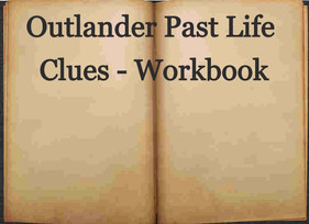 Outlander Past Life Clues Workbook