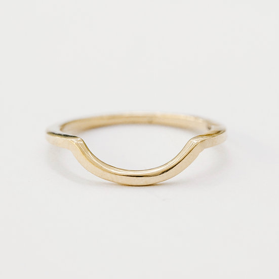 9CT Gold Happiness Ring
