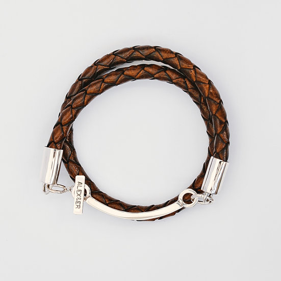 Chunky Happiness Leather Bracelet
