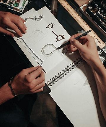 Jewelry Design, Alex&er Jewellery, Handmade, Mens Jewellery,