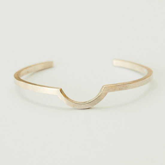 9CT Gold Happiness Cuff