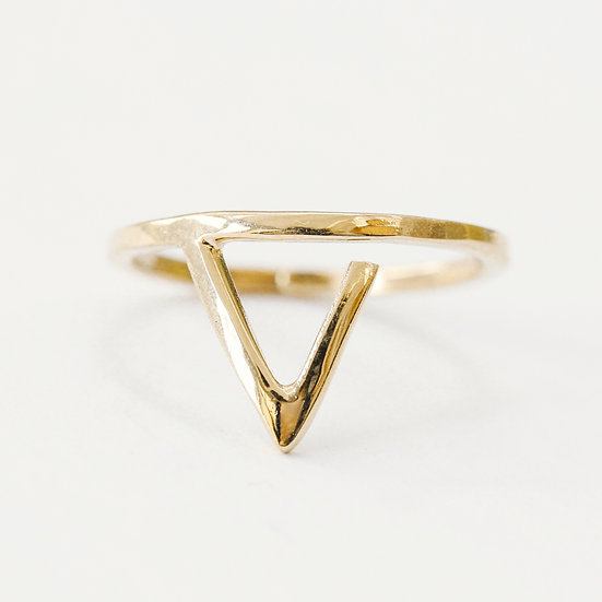 9CT Gold Love Ring