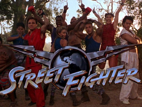 Street Fighter - The Next Disaster Artist?