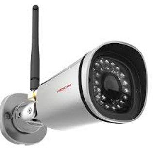 Foscam Hd 1080p Wifi Al Aire Libre De La Cámara De Seguridad