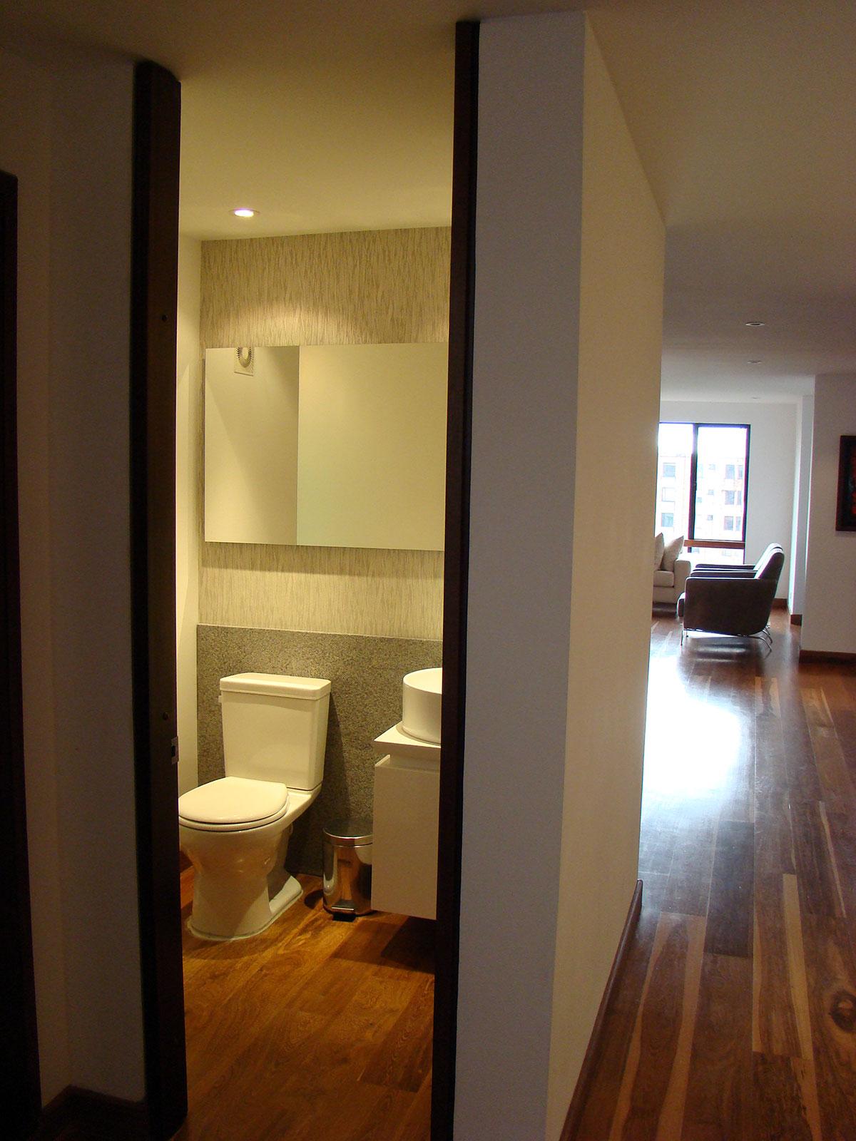 Remodelación apartamento Familia Rosas