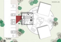 Diseño arquitectonico casa