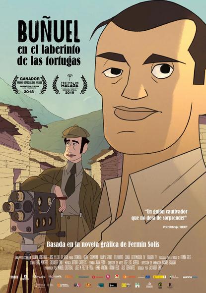Afiche Buñuel en el labirinto.jpg
