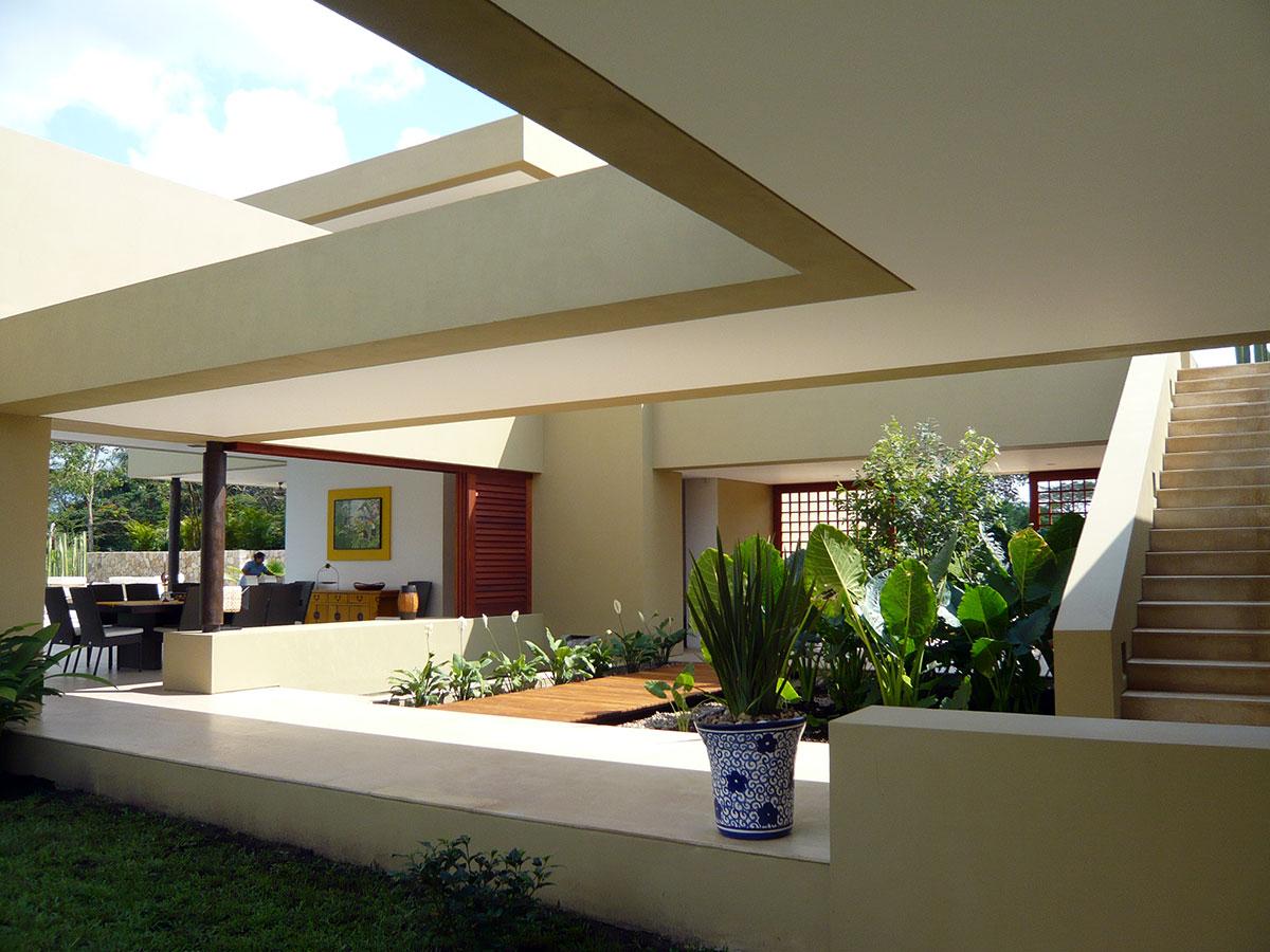 Construcción casa de verano