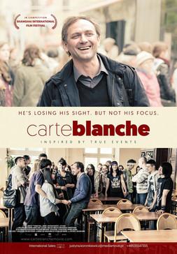 CARTE BLANCHE (CARTA BLANCA)