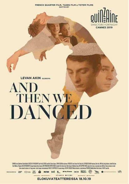 Afiche And the we danced .jpg