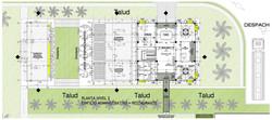 Diseño planos planta Oro Rojo