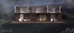 Diseños arquitectonicos casa verde