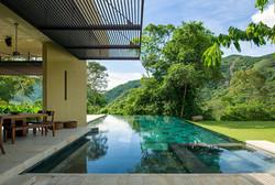 Arquitectura casa en Mesa de Yeguas