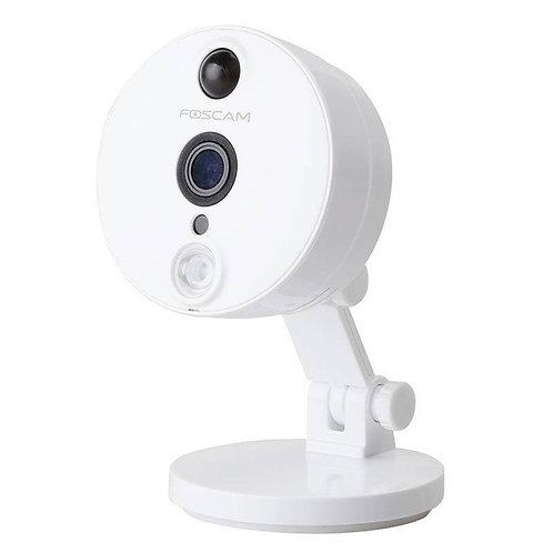 Cámara De Vigilancia Ip De Seguridad Inalámbrica Foscam C2