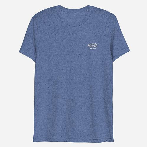 Training T-shirt - Blue/White