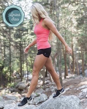 Zyia - Black Sprinter Shorts
