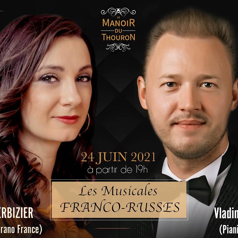 Concert PIANO VOIX FRANCO-RUSSE