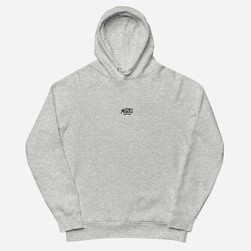 Organic Hoodie - Grey
