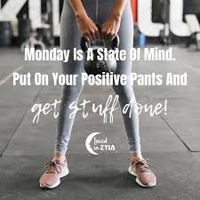 ZYIA - Monday Quote - Positive Pants