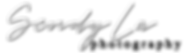 Sendy La Logo B&W.png