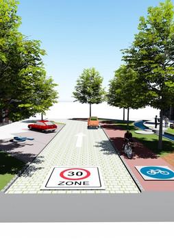 Masterplan Oude Vest Dendermonde