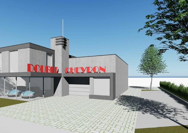 Garage Le Doucble Chevron