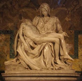 Stations Pieta Michelangelo Vatican el E