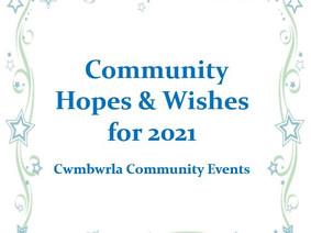 The Cwmbwrla Connections Advent Calendar - Day Twenty Three