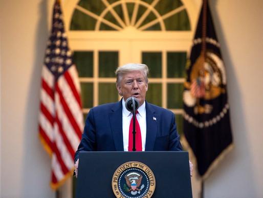 Etats-Unis: le président Trump contre le confinement