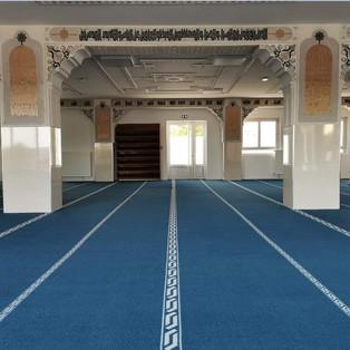 Mantes: une belle histoire d'une mosquée et sdf