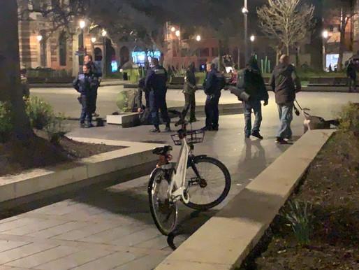 Toulouse: Des SDF chassés de la ville