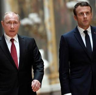 Moscou rappelle à l'ordre la France sur les violences policières