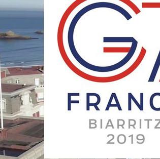 G7 encore une mascarade, pour .....rien !