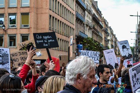 Toulouse: rassemblement et manifestation contre les violences policières