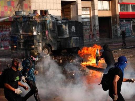 Chili: La révolution toujours en cours