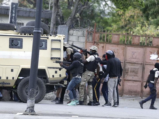 Haiti: une guerre civile ?